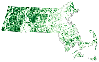 Index of Ecological Integrity (IEI) for the Massachusetts and regional versions of CAPS